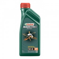 Масло Castrol Magnatec Diesel 5W40 DPF CF (1л) синт